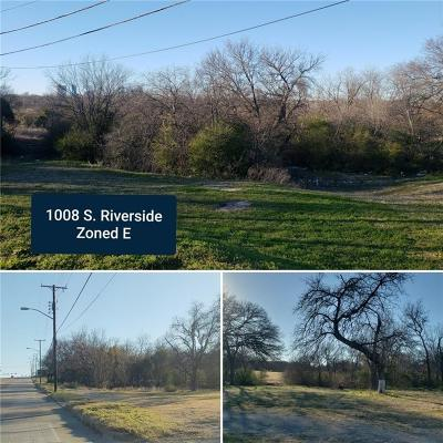 Fort Worth Residential Lots & Land For Sale: 1008 S Riverside Drive
