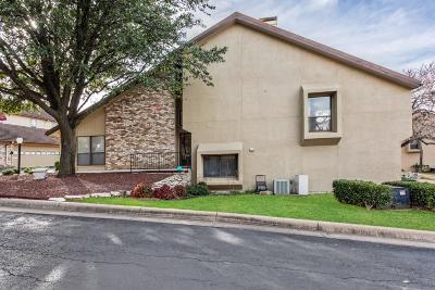Fort Worth Condo For Sale: 1458 Creekview Court