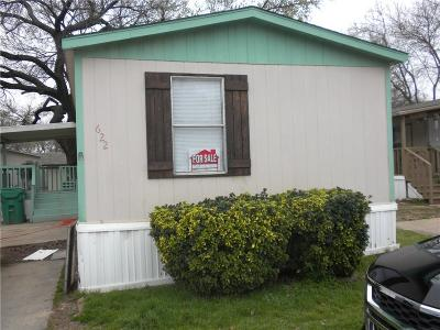 Denton County Single Family Home For Sale: 422 Highway 121
