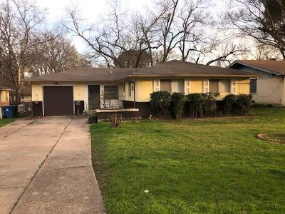 Dallas County Single Family Home For Sale: 722 Jack Street