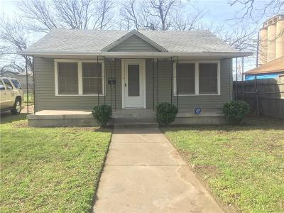 Fort Worth Single Family Home For Sale: 3812 May Street
