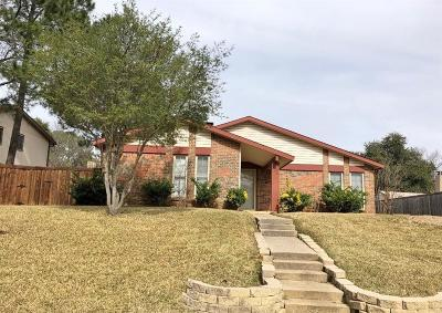Lewisville Residential Lease For Lease: 721 Mockingbird Drive
