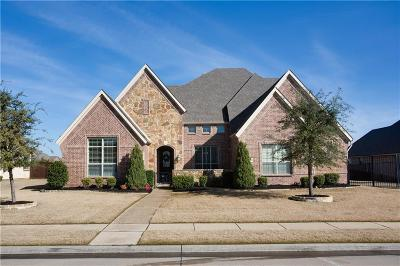 Keller Single Family Home For Sale: 709 Crater Lake Circle