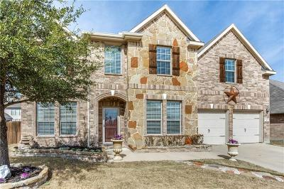 Fort Worth Single Family Home For Sale: 2513 Maple Stream Drive