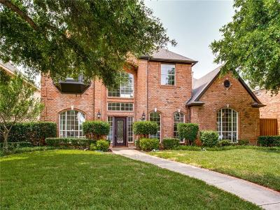 Collin County Single Family Home For Sale: 18727 Lloyd Circle