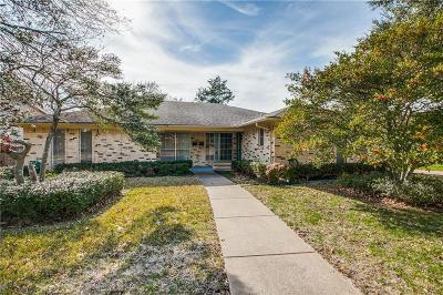 Dallas Multi Family Home For Sale: 8345 Lullwater Drive