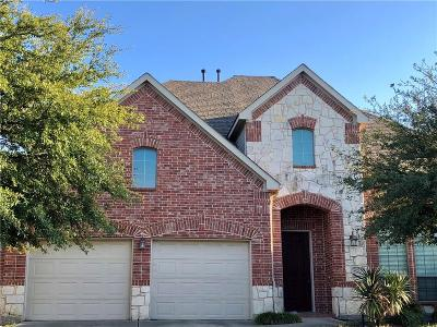 Little Elm Residential Lease For Lease: 2692 Deer Hollow Drive