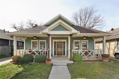 Fort Worth TX Single Family Home Active Option Contract: $425,000