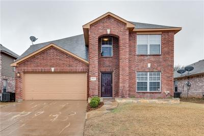 Fort Worth Single Family Home For Sale: 4661 Cool Ridge Court
