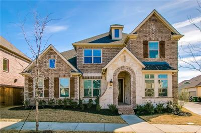 Carrollton Single Family Home For Sale: 2812 Orchid Street