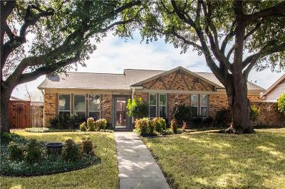 Richardson Single Family Home For Sale: 1600 Richland Drive