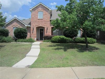 Frisco Single Family Home For Sale: 9396 Pendleton Court
