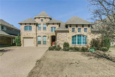Tarrant County Single Family Home For Sale: 4207 Eagle Drive