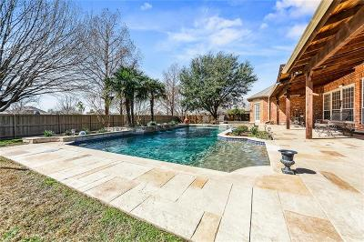 McKinney Single Family Home For Sale: 8013 Strathmore Drive