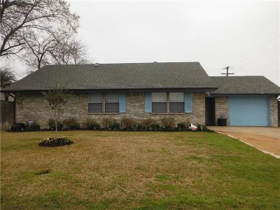 Dallas Single Family Home For Sale: 11373 Carissa Drive