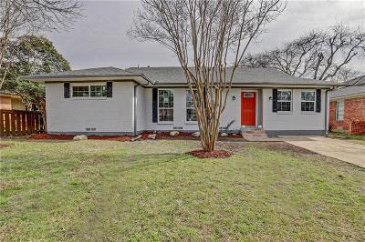 Dallas County Single Family Home For Sale: 10750 Coogan Drive