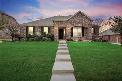 Prosper Single Family Home For Sale: 400 Darian Drive