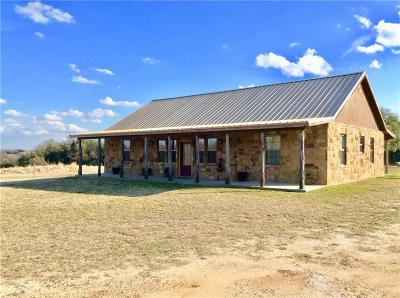Dublin Single Family Home For Sale: 1033 County Road 367
