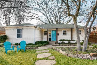 Single Family Home For Sale: 10111 Champa Drive