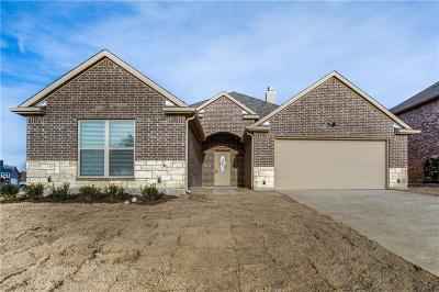 Ennis Single Family Home For Sale: 2808 Park Street
