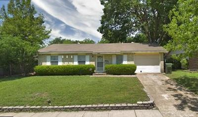 Garland Single Family Home For Sale: 201 Independence Drive