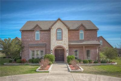Granbury Single Family Home For Sale: 1607 Bentwater Parkway