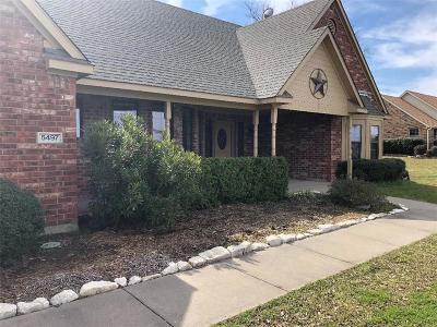 Josephine Single Family Home For Sale: 5497 Fm 6