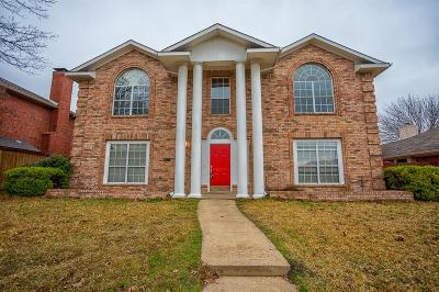 Rowlett Single Family Home For Sale: 9217 Barton Creek Drive