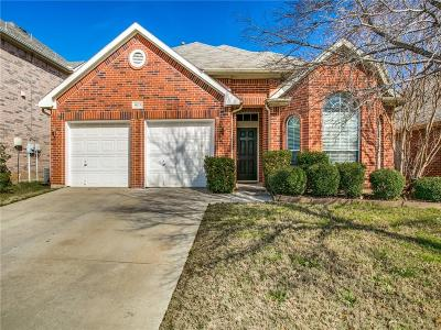 Single Family Home For Sale: 4633 Matthew Drive
