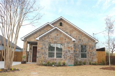 Dallas County Single Family Home For Sale: 1342 Claude Street