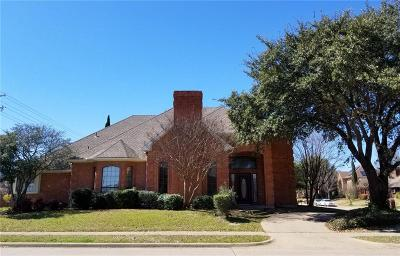 Garland Single Family Home For Sale: 2802 Willow Ridge Drive