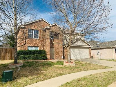 Collin County Single Family Home For Sale: 9920 Tyler Drive