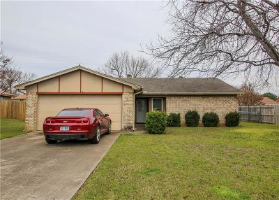 Benbrook Single Family Home For Sale: 1509 Augusta Road