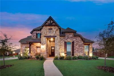 Midlothian Single Family Home Active Option Contract: 1101 Chisholm Trail