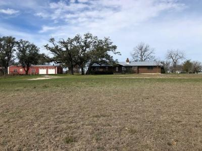 Stephenville Single Family Home For Sale: 3530 Fm 914