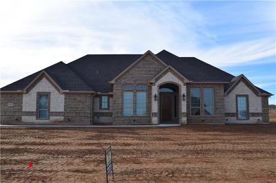 Weatherford TX Single Family Home For Sale: $381,500