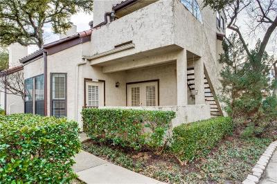 Dallas Condo For Sale: 5590 Spring Valley Road #D102