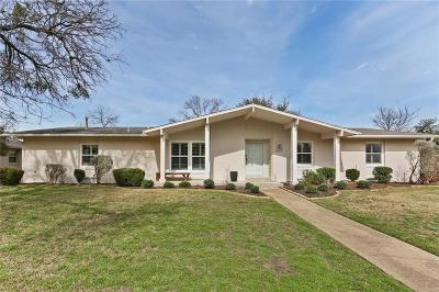 Dallas Single Family Home For Sale: 3979 Deep Valley Drive