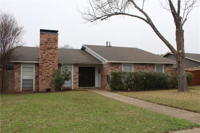 Plano Single Family Home For Sale: 6517 Mesquite Trail
