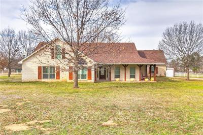 Springtown Single Family Home Active Option Contract: 330 South Drive