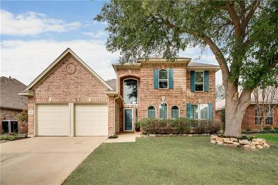 Tarrant County Single Family Home For Sale: 5405 Glen Canyon Road