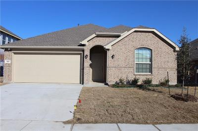 Little Elm Single Family Home For Sale: 1321 Rembrandt Drive
