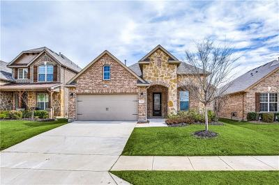 Little Elm Single Family Home For Sale: 541 Calliopsis Street