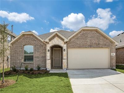 Little Elm Single Family Home For Sale: 1348 Rembrandt Drive