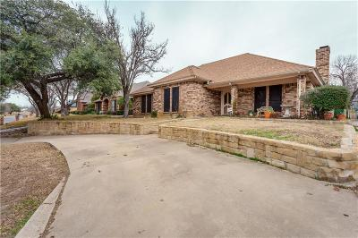 North Richland Hills Single Family Home For Sale: 7304 Post Oak Drive