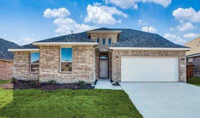 Haslet Single Family Home For Sale: 1817 Dunstan Drive