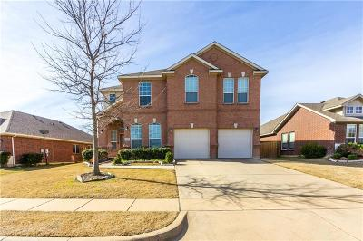 Burleson Single Family Home For Sale: 843 Grant Street