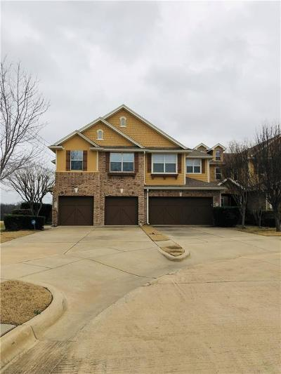 Plano Townhouse For Sale: 6232 Weinberg Court