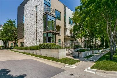 Dallas Condo For Sale: 4111 Newton Avenue #21