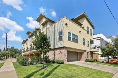 Dallas County Condo For Sale: 5903 Lindell Avenue #F